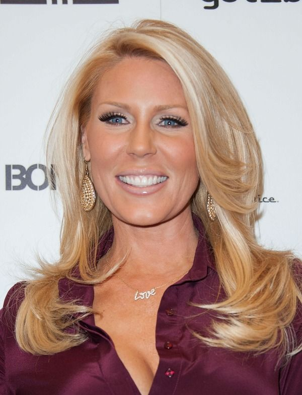 Gretchen Rossi's Easy Trick For Applying Eyeliner Perfectly Every Time