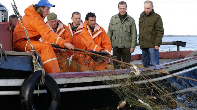 More than #fish. Norsk-russisk sjømatsamarbeid mot 2030