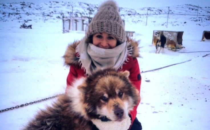 Based in Ontario, but often in Nunavut, Shelly Hazen helps organizations become climate ready: ow.ly/IQX030b4xmz #EarthDay2017