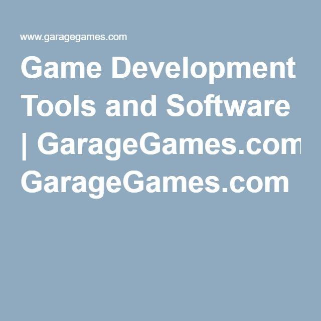 Game Development Tools and Software   GarageGames.com
