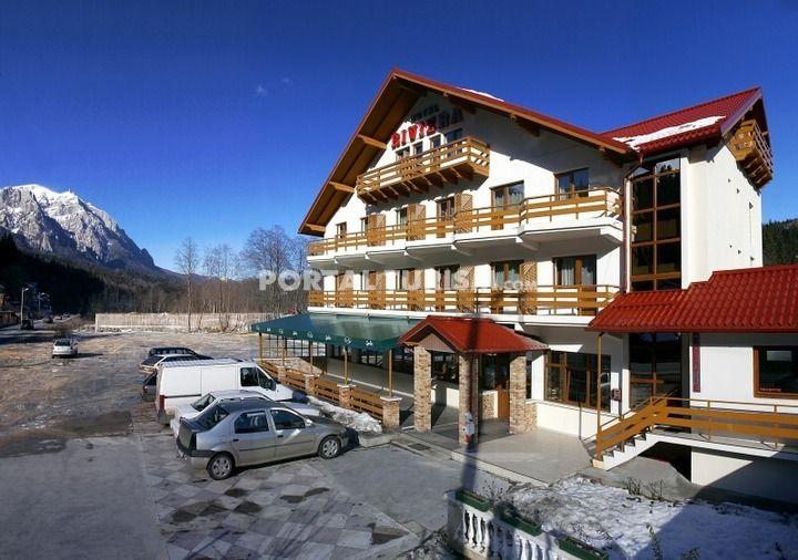 Hotel Riviera - Sinaia, Prahova, Valea Prahovei - Portal Turism