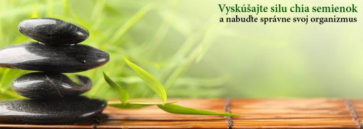 Chia semienka - Nabuďte správne svoj organizmus