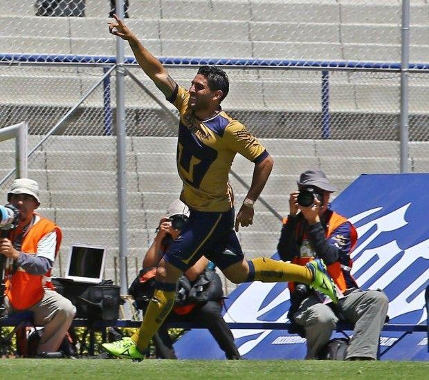Alberto García Aspe, vicepresidente deportivo de los Pumas de la UNAM, dijo que el delantero argentino Martín Bravo tiene contrato vigente con el Club Universidad.  De esta forma, el directivo busca terminar con los rumores en torno al jugador, al afirmar que Martín Bravo no está transferible.