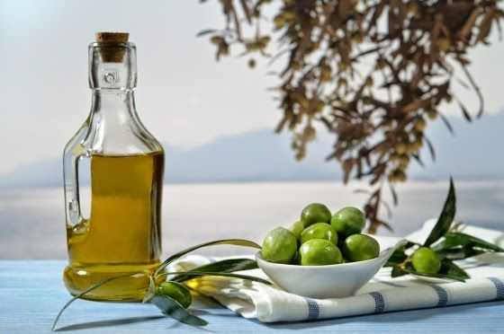Let's savour Greek virgin olive oil on a slice of bread accompanied by delicious edible olives!  Posted By: www.almyrida-apartments.gr