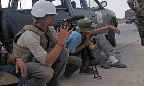 James Foley killed by hate mongering ISIS.  Rest in Peace, good man.