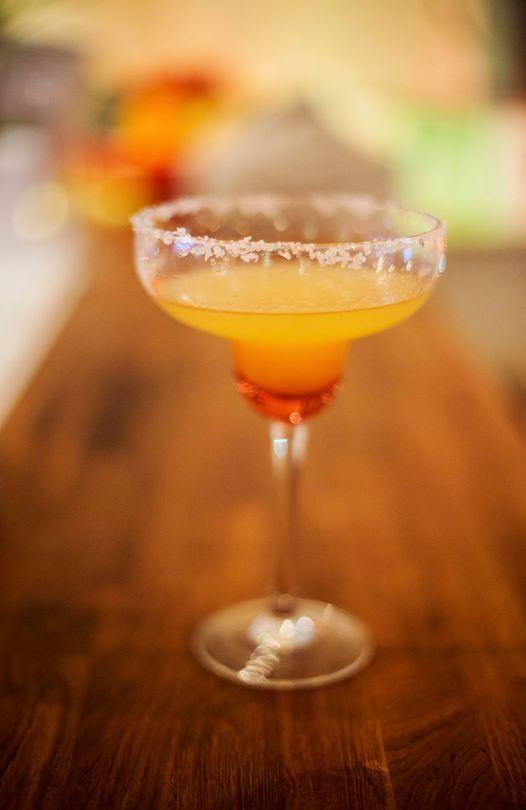 Margarita à l'orange sanguine d'Antoine Sicotte