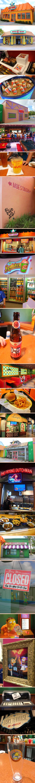 Universal Orlando Resort opens Simpsons heaven… I Want To Go!!!