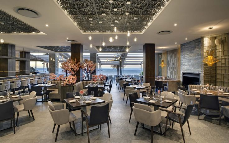 The Umi Restaurant in Camps Bay, Cape Town