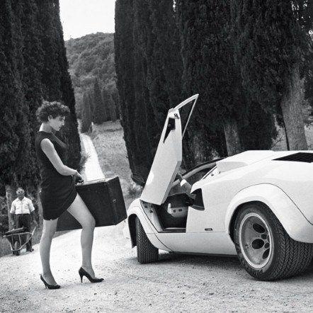 First look at the 2014 Pirelli Calendar - shot by Helmut Newton