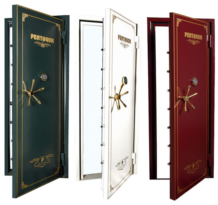 Vault Doors - Crown Series - Sportsman Steel Safes