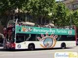 Barcelona Tour Bus (Turistic)