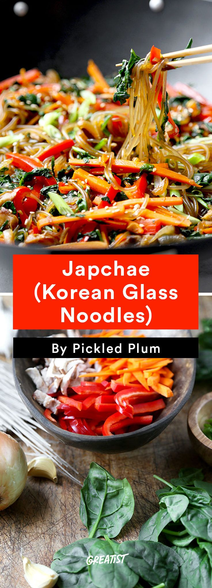 236 best korean eats images on pinterest korean food recipes 9 easy stir fry recipes that kick takeouts ass forumfinder Choice Image