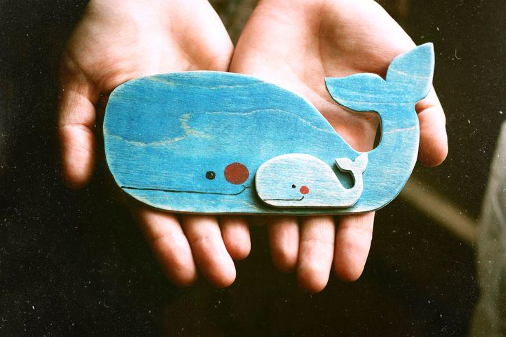 wood whale