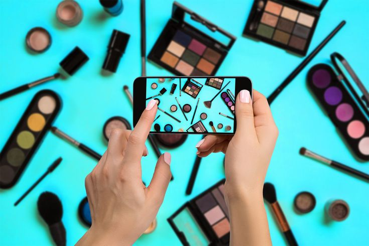 Get your BeautyApp with the beautiful gridbased design