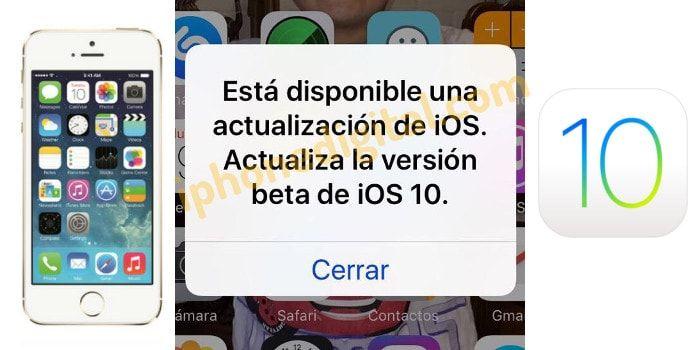 Está disponible una actualización de iOS actualiza la versión beta de iOS 10 https://iphonedigital.es/esta-disponible-actualizacion-ios-actualiza-version-beta-ios/ #iphone