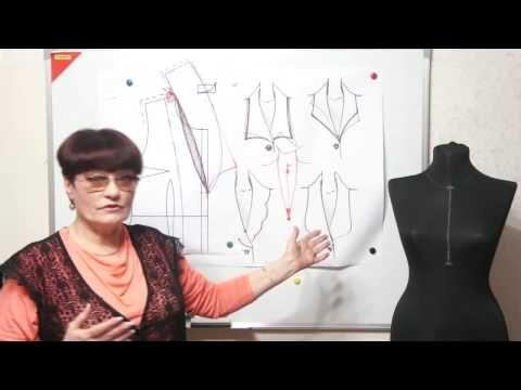 Шитье со Светланой Поярковой: Снятие мерок. Фигуры. Баланс. Часть 1 - YouTube