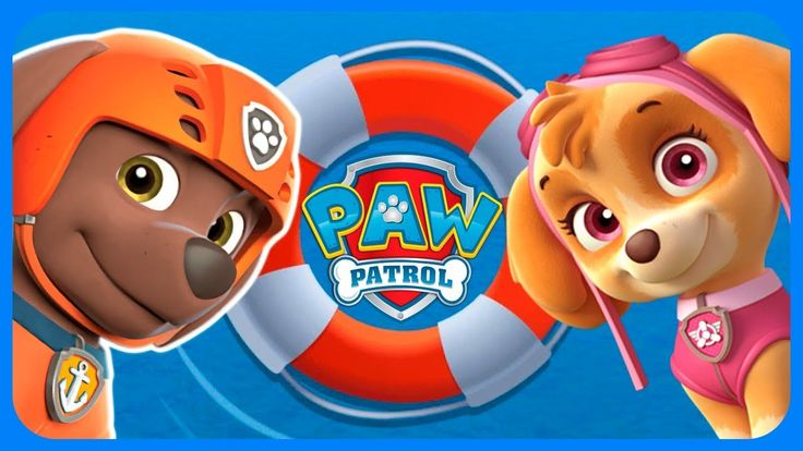 PAW PATROL SEA PATROL Fun Adventure Game Best games for kids