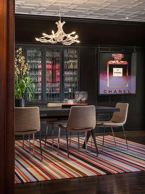 Best 25 Rug Under Dining Table Ideas On Pinterest
