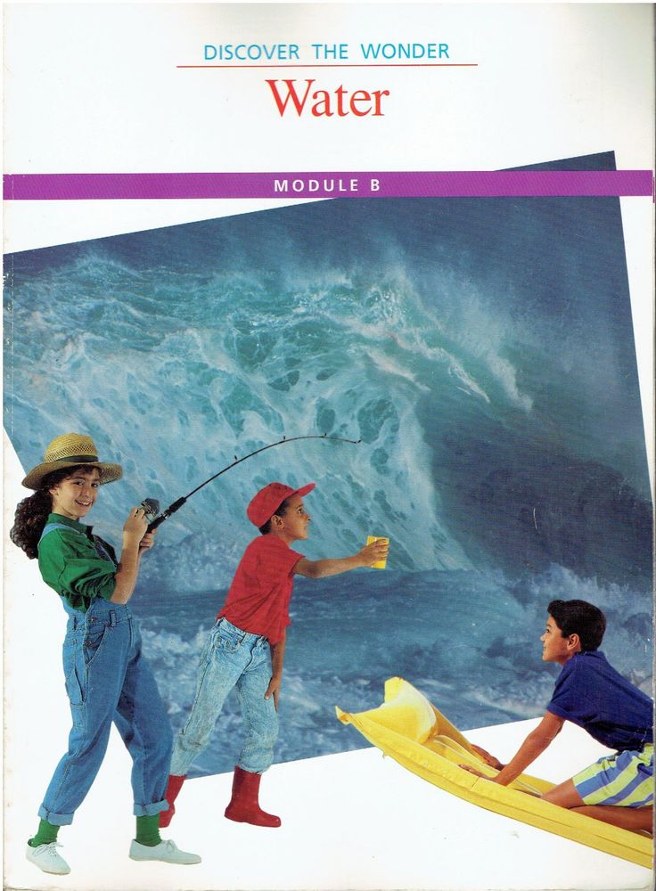 21 best sc2 science elementary images on pinterest flag science scott foresman discover the wonder module b water 4th grade book isbn 0673429628 sc2 fandeluxe Image collections