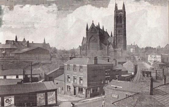 town centre 1920s
