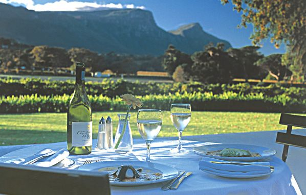 Constantia: South African Wine Country  If Cape Town left you feeling dizzy from its natural beauty, this nearby suburb will take the rest o...