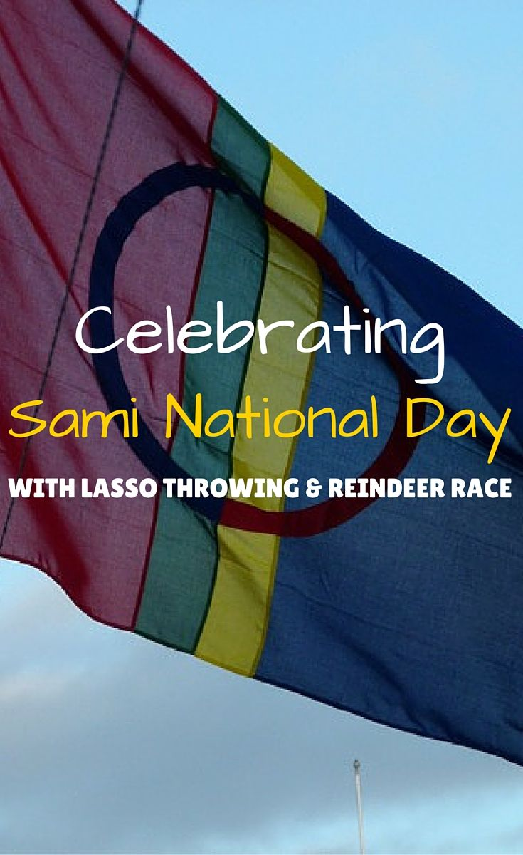 All About Sami National Day in Tromso - From Lasso Throwing to Reindeer Racing