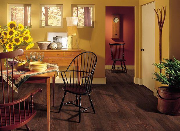 Laminate Flooring Easy On The Eyes Durable And Affordable Engineered Wood Floors Cherry Hardwood Flooring Flooring Options