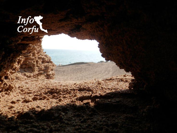 Ίσσος-Issos From http://www.infocorfu.gr/issos-sund-hills.html
