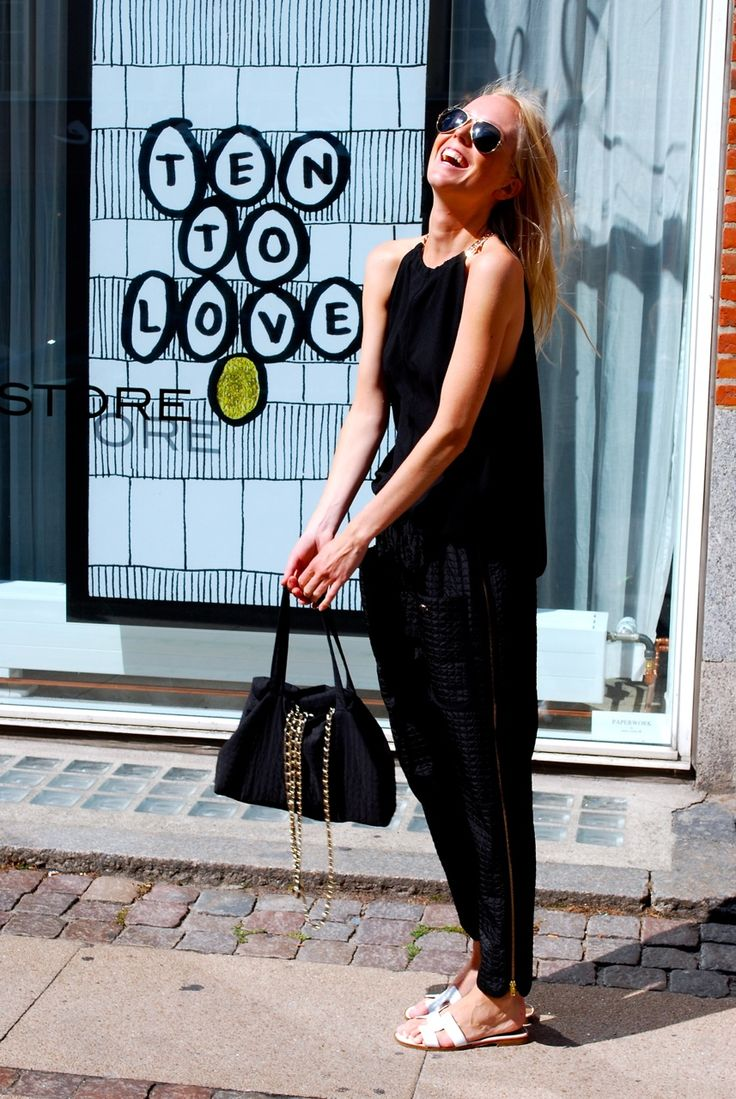 Tentolove top+trousers