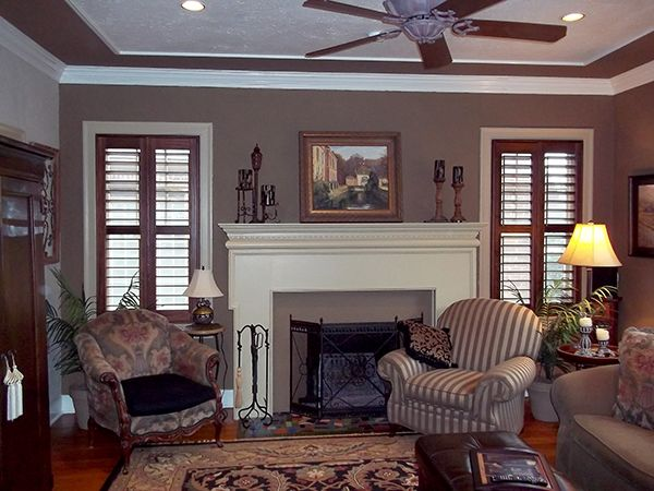 120 best images about wft plantation shutters on for Best window treatments for casement windows