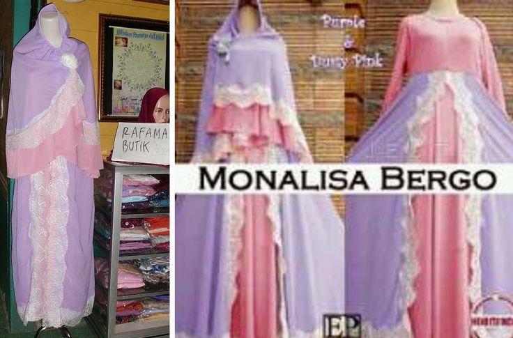 RAFAMA SHOP: MONALISA BERGO
