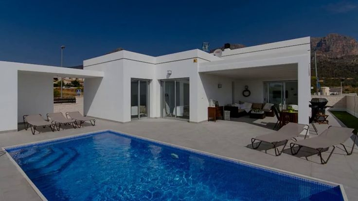 ON583 Villa for sale in Polop