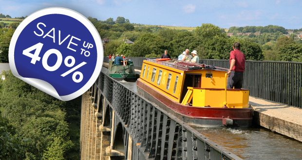 Canal Boat Holidays, Narrowboat and Barge Holidays and Hire This month's latest offersfrom only £26 a night per person (Minimum booking 3 nights)