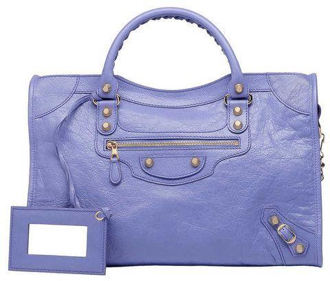b6af0c998fd4 Balenciaga Giant 12 Silver City Mauve Lambskin Shoulder Bag