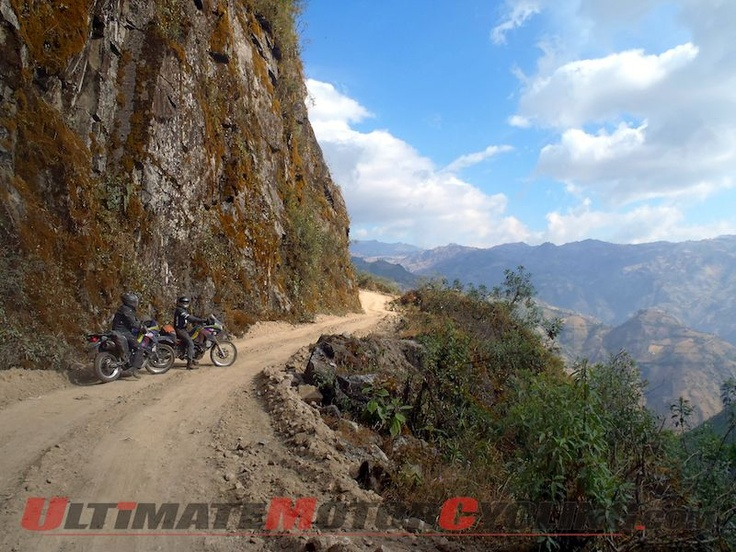 Ecuador | Motorcycle Travel: not necessarily travel Ecuador by motorbike but I definitely want to learn to ride a motorbike