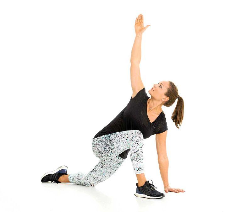 Nopea venyttely ennen treeniä riittää – tässä 5 parasta liikettä
