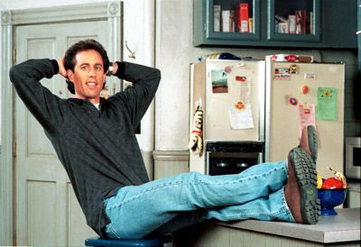 10 Shockingly Rich Celebrities & Their Net Worth - Jerry Seinfeld's Estimated Net Worth: $800 Million