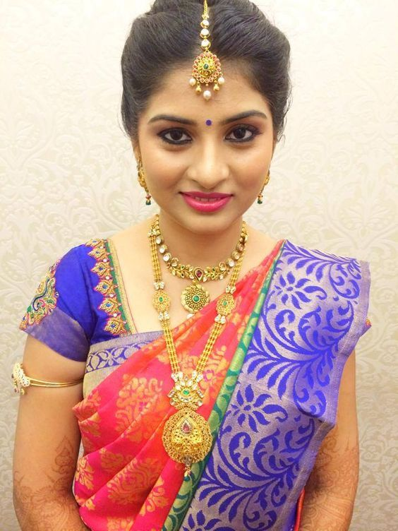 South Indian Bridal Hairstyles For Engagement Bridalhairstyle