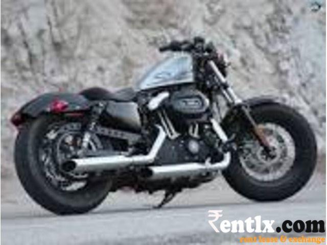 Harley Davidson 2015 On Rent