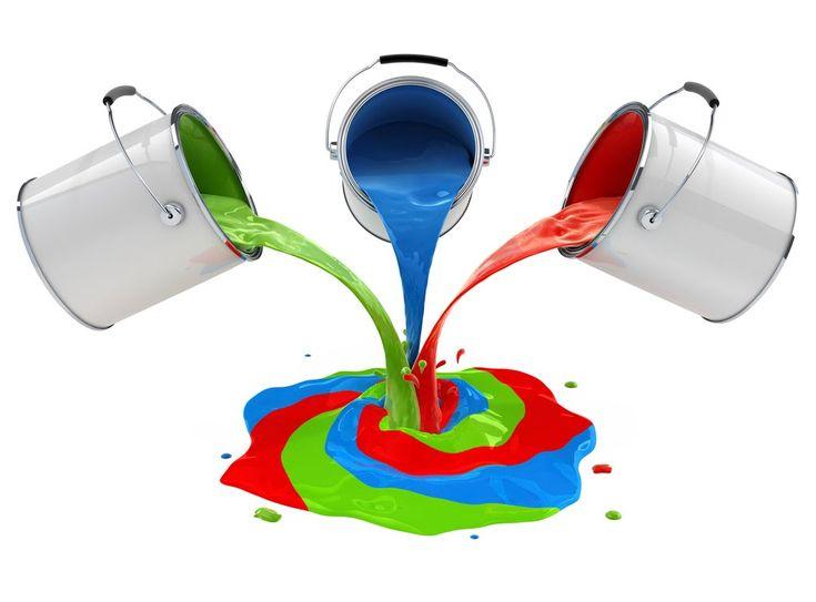 Les pots de couleur