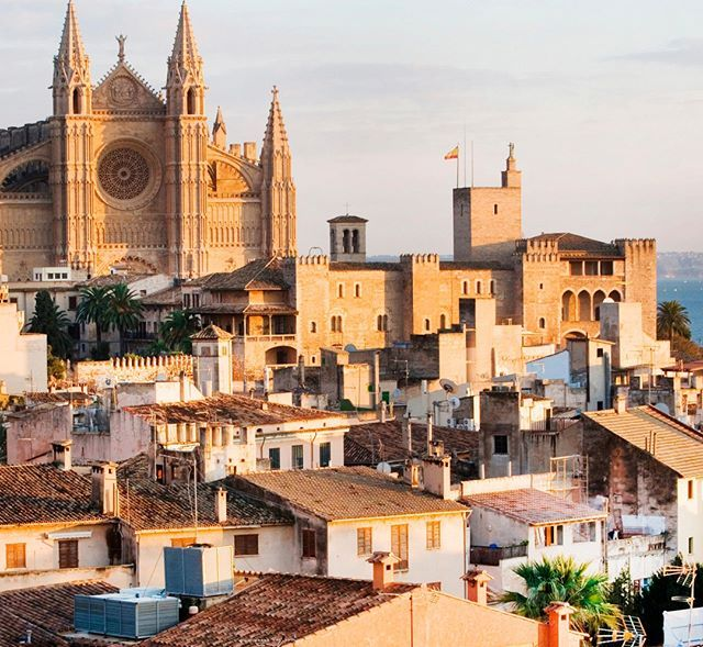 MALLORCA The ever-popular star of the Mediterranean Mallorca has a sunny personality thanks to its ravishing beaches azure views remote mountains and soulful hill towns. https://ift.tt/2DwS4hw