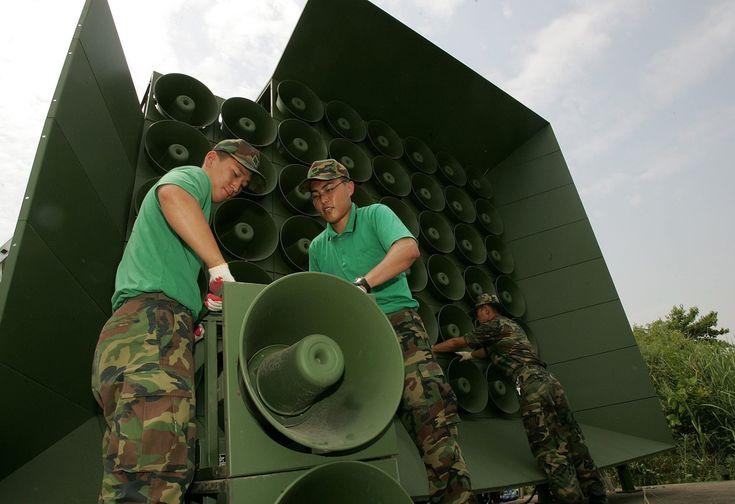 Holstering the K-Pop South Korea Silences Propaganda at the DMZ