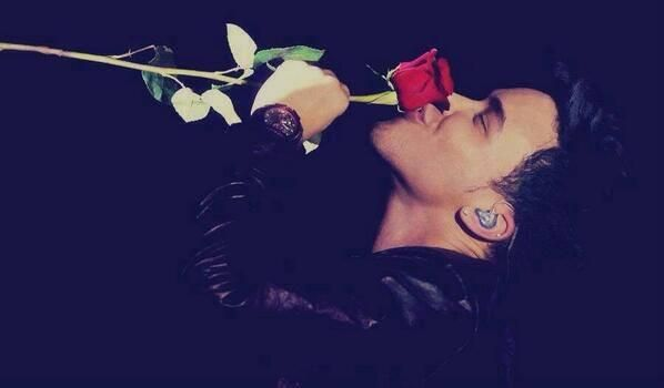 Prince Royce.When I saw him in concert he kissed a girl with a rose in between their lips it was so romantic and I was so jealous.