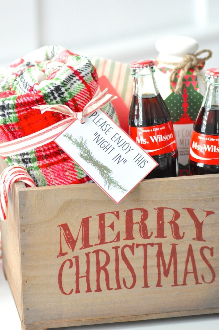 1000+ ideas about Teacher Christmas Gifts on Pinterest | Teacher Gifts, Gifts and Teacher ...