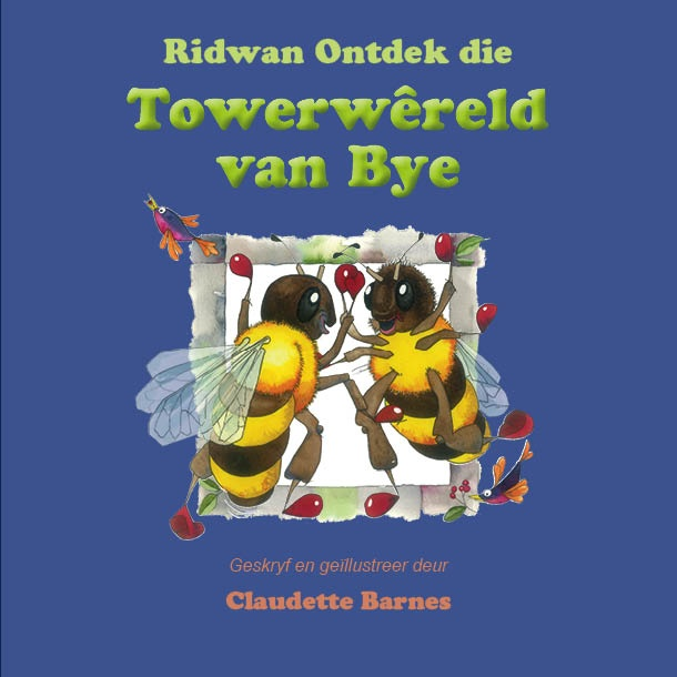 A unique and exciting gift for kids in South Africa. www.kidsinbooks.co.za