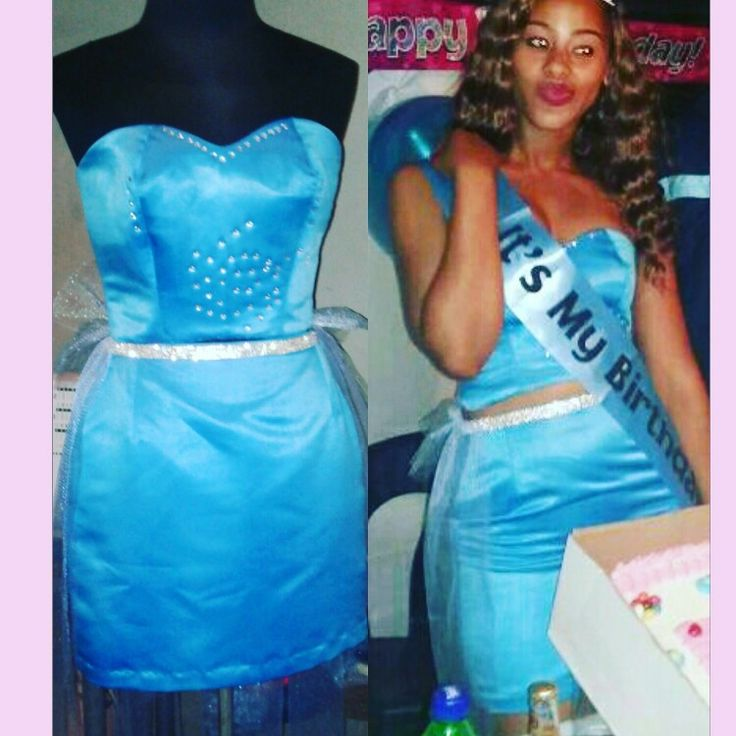 Miss party takes the Attention..PatMagallela Fashion Legacy