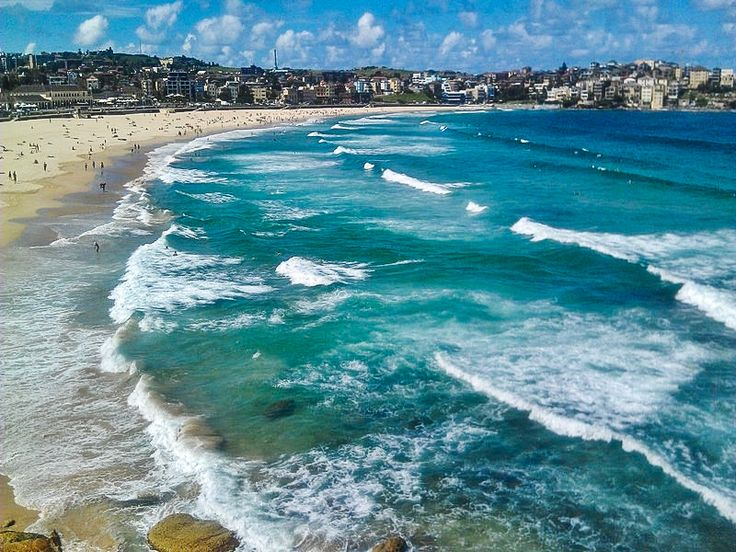 Bondi Beach - Things to do in Sydney, Australia