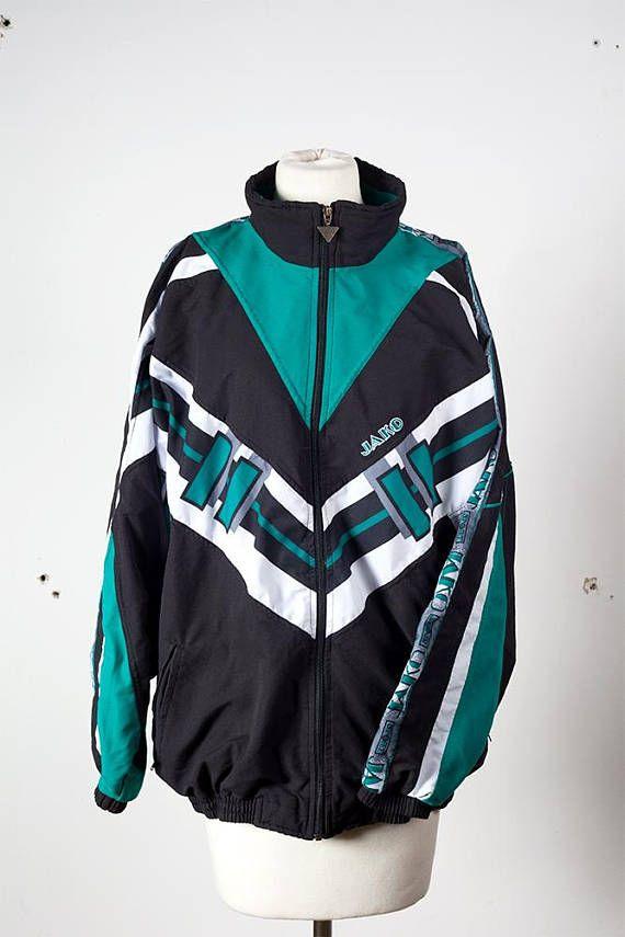 80s windbreaker, Vintage activewear