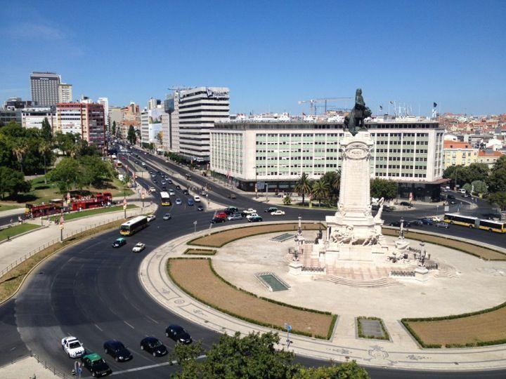 Marquês de Pombal en Lisboa, Lisboa