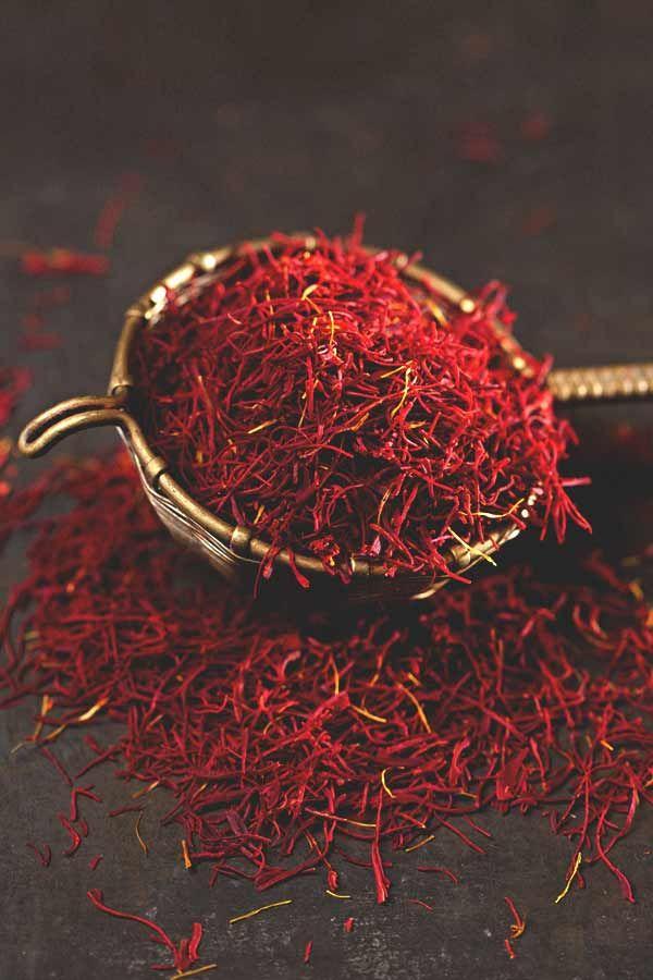 Saffron Tea: Health Benefits